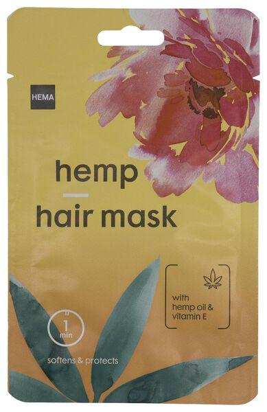 HEMA Haarmasker Hennepolie & Vitamine E 25ml