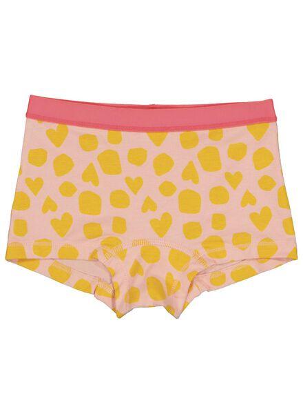 3er-Pack Kinder-Pants mit Bambus rosa rosa - 1000014992 - HEMA