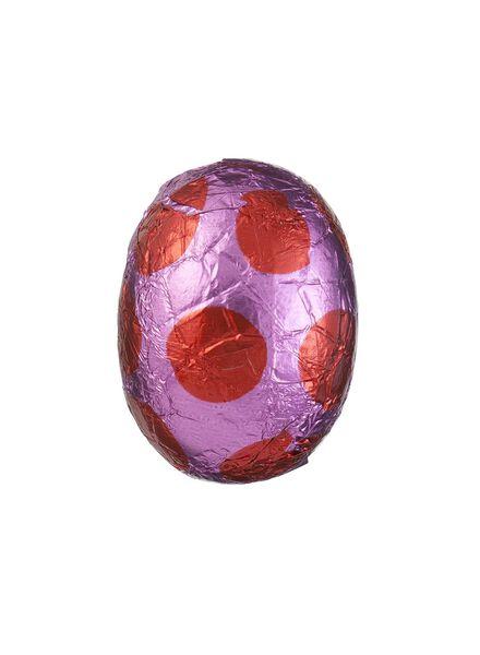 Easter eggs dark chocolate vegan 190 grams - 10092001 - hema