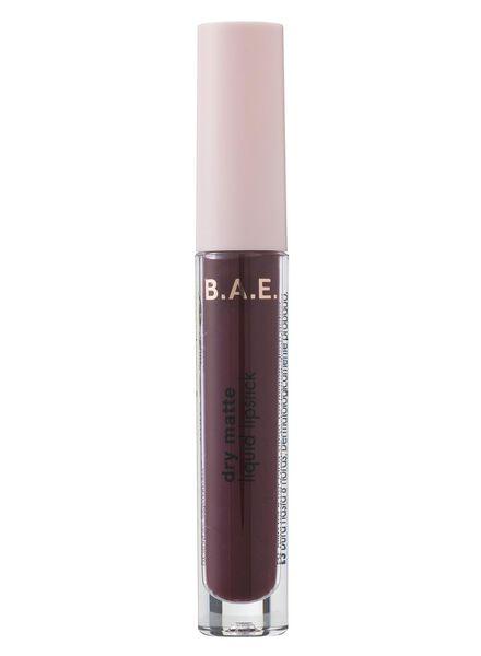 B.A.E. rouge à lèvres liquide mat 01hot couture - 17710041 - HEMA