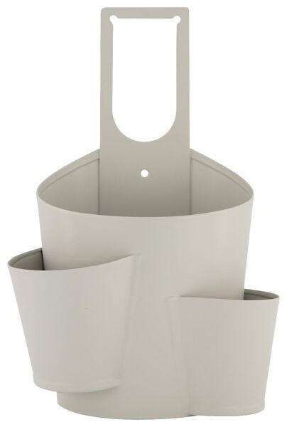 3 metal plant pots - 41810194 - hema