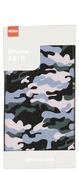 soft case iPhone XR/11 - 39600155 - hema
