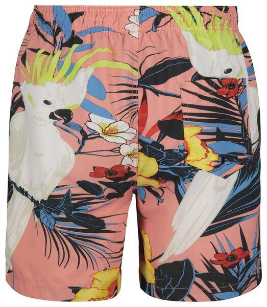 men's swimming shorts coral coral - 1000018877 - hema