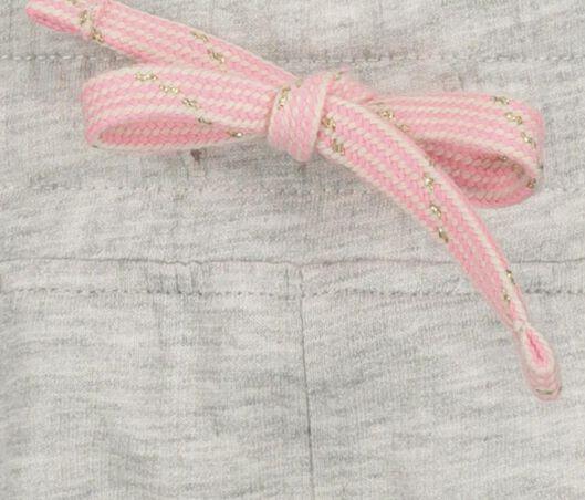 Kinder-Sweatshorts graumeliert graumeliert - 1000018494 - HEMA