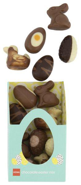 chocolats de pâques assortis 180g - 10096005 - HEMA