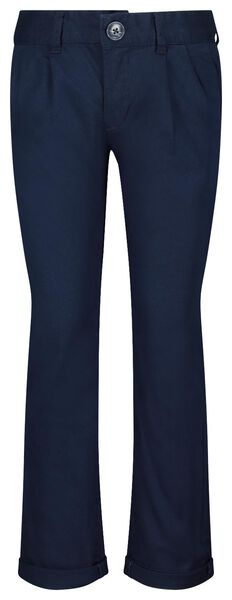 HEMA Pantalon Enfant Bleu Foncé (bleu foncé)