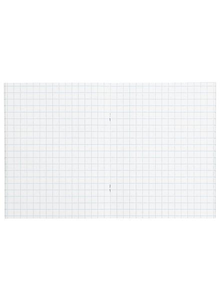 schriften 16.5 x 21 cm - geruit 10 mm - 3 stuks - 14101606 - HEMA