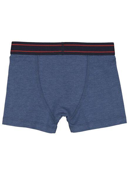 2-pack children's boxers dark blue dark blue - 1000014975 - hema