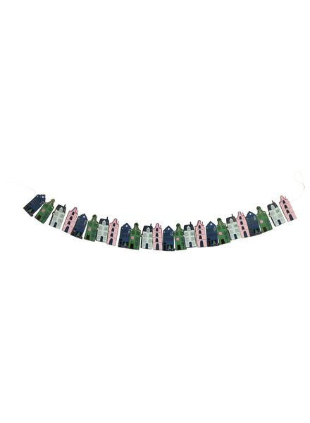 streamer with count down houses - 60800784 - hema