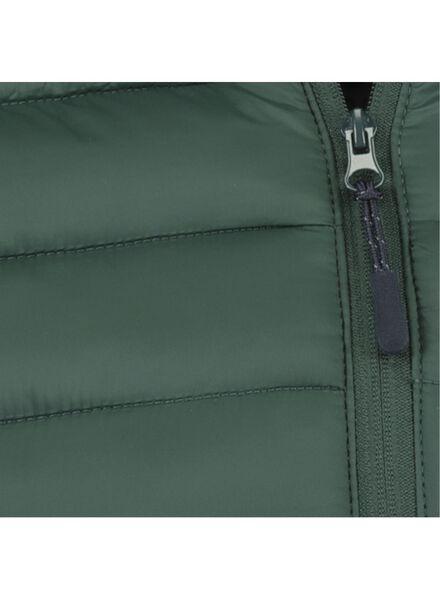 Herren-Steppjacke grün grün - 1000015720 - HEMA