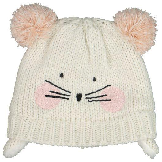 baby hat off-white 9-24 m - 33239533 - hema