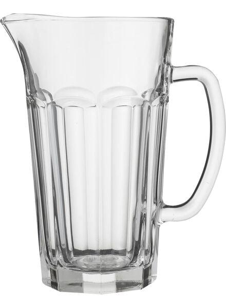 carafe à eau Jura 1.2L - 9423600 - HEMA