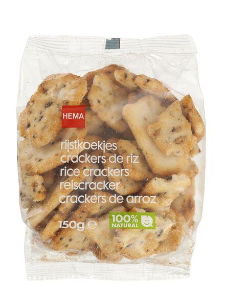 biscuits de riz - 10610002 - HEMA