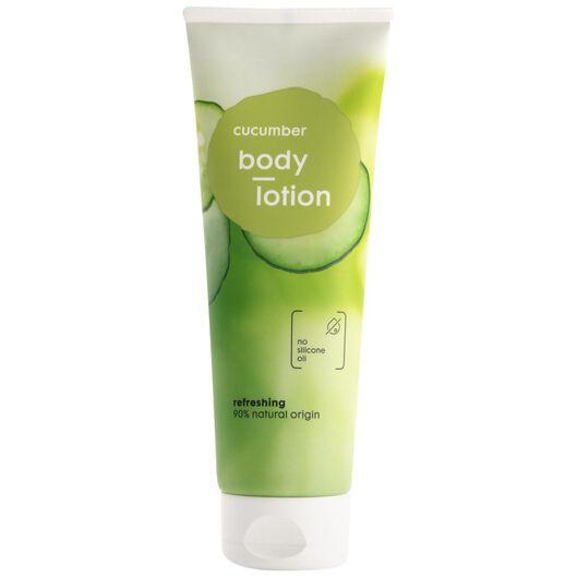 lotion pour le corps végan - concombre - 11310332 - HEMA
