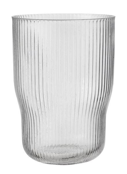Image of Bergen Vase 22 Cm (transparent)