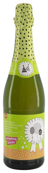 boisson pétillante - goût pomme - 0.75 L - 10200006 - HEMA