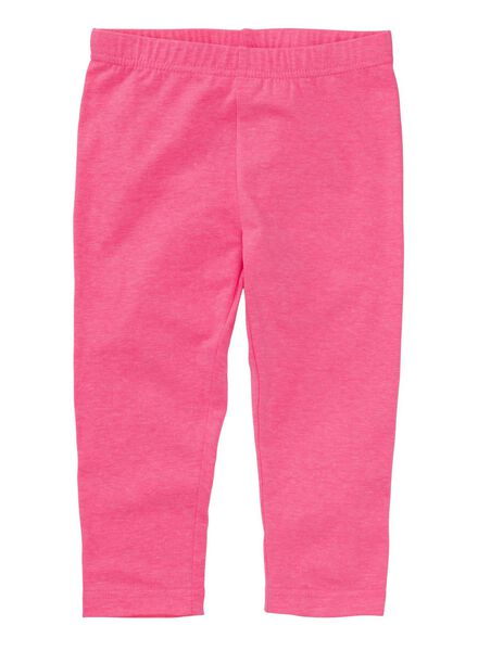 2-pack children's leggings pink pink - 1000007613 - hema