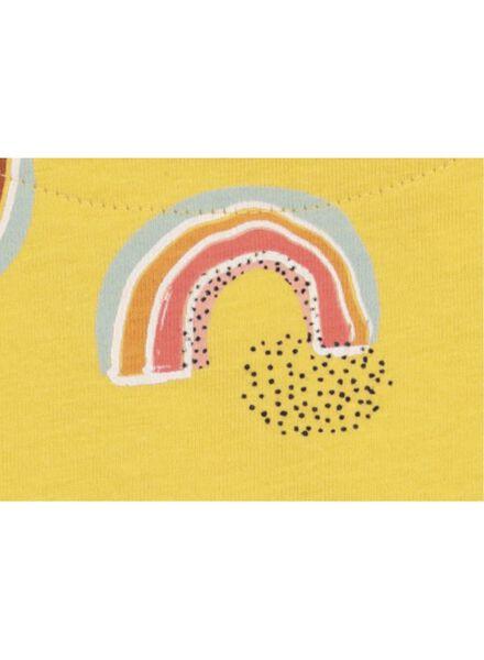 baby dress yellow yellow - 1000017455 - hema