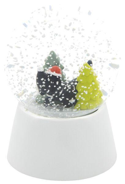 Schneekugel, Ø 8 cm, Takkie - 25105242 - HEMA