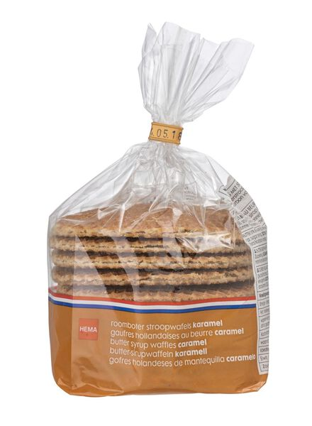 gaufres hollandaises caramel 390g - 10822017 - HEMA