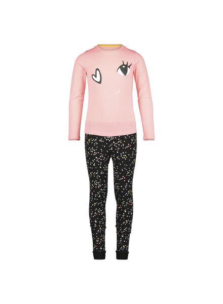 children's pyjamas pink pink - 1000014959 - hema