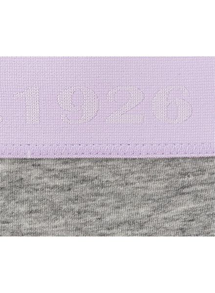 women's briefs grey melange grey melange - 1000006588 - hema