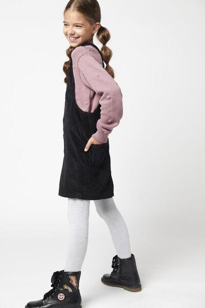 kindertrui pompon paars paars - 1000021022 - HEMA