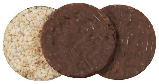 2x3galettes de riz chocolat au lait - 10840062 - HEMA