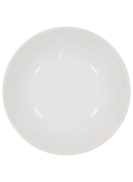 Suppenteller – 21 cm – Amsterdam – weiß - 9602000 - HEMA