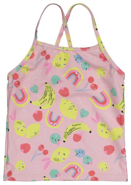 children's tankini fruit light pink light pink - 1000022947 - hema