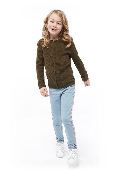 children's cardigan army green army green - 1000017607 - hema