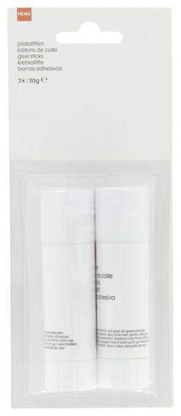 2 bâtons de colle 20 grammes - 14810142 - HEMA