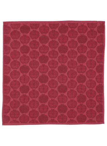 kitchen towel 50x50 pomegranate - 5400165 - hema