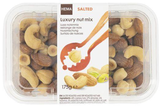 luxury mix of salted nuts - 10654462 - hema