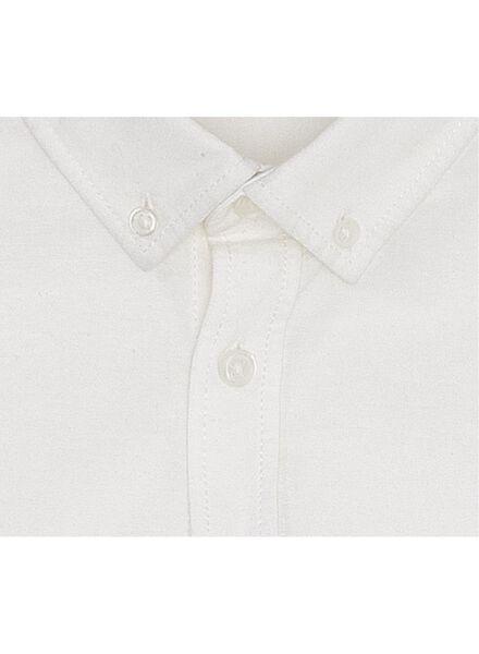 men's shirt white white - 1000005869 - hema