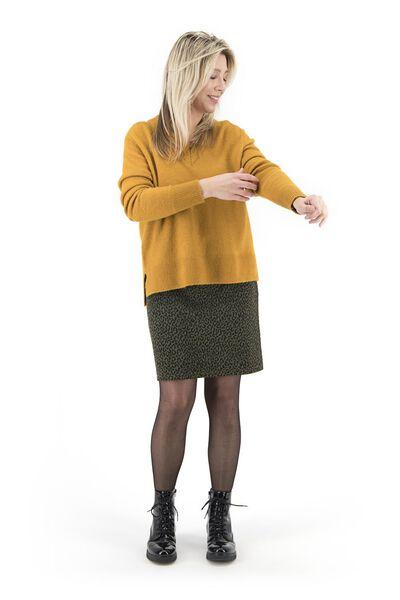 jupe femme olive olive - 1000018147 - HEMA