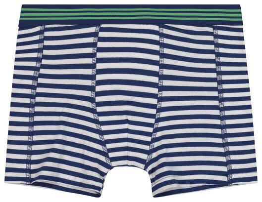 2 boxers enfant vert vert - 1000018432 - HEMA