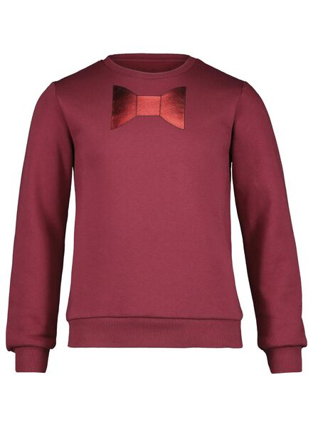 children's sweater Viktor&Rolf dark red dark red - 1000016936 - hema
