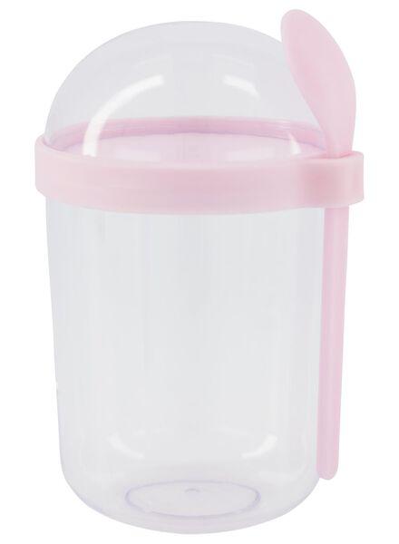 gobelet à yaourt à emporter 500 ml - 80610095 - HEMA