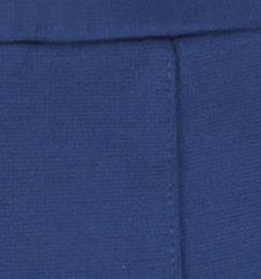 children's sweatpants dark blue dark blue - 1000017590 - hema