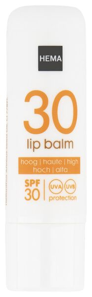 lip balm SPF 30 - 11610177 - hema