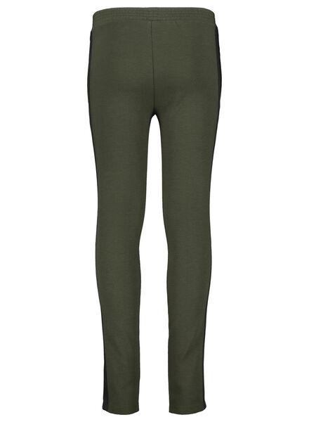 pantalon enfant vert vert - 1000016741 - HEMA