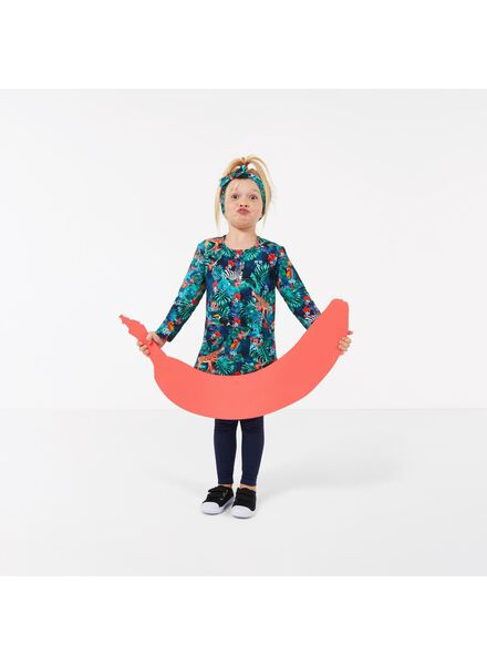 robe enfant - Bananas&Bananas multi2 multi2 - 1000016532 - HEMA