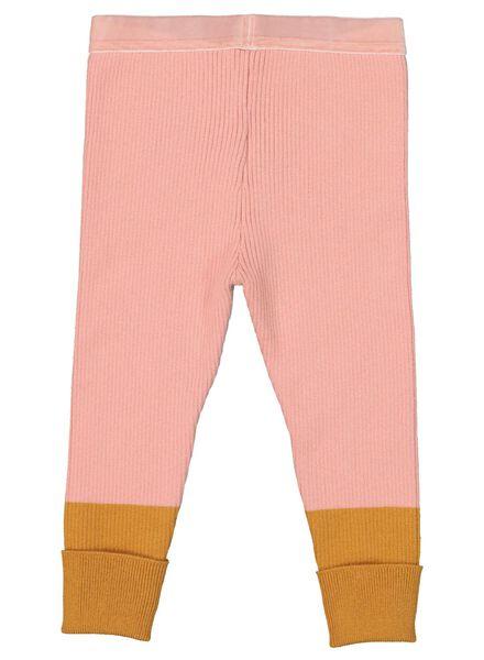 baby leggings pink pink - 1000016904 - hema
