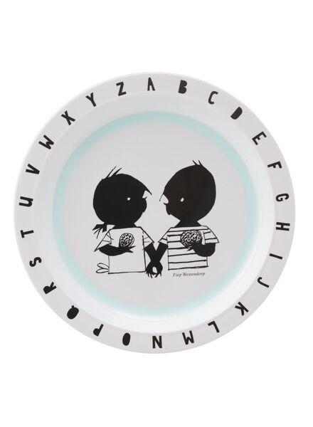 assiette creuse mélamine Jip & Janneke Ø 21,5 cm - 80630517 - HEMA