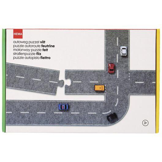 puzzle route - 27 pièces - 15100061 - HEMA