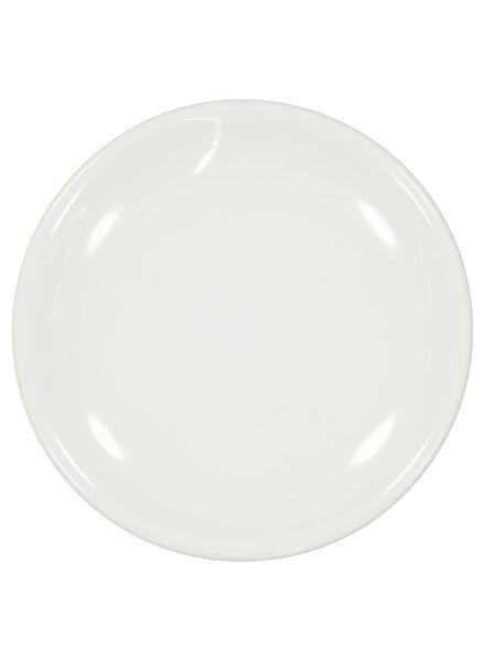 assiette à dessert 16,5 cm - Amsterdam - blanc - 9670015 - HEMA