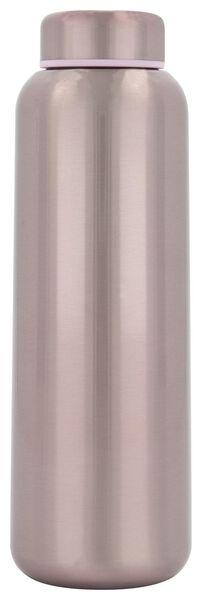 HEMA Doppelwandige Edelstahl-Flasche, Rosa, 450 Ml
