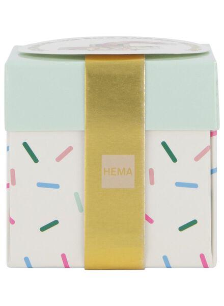 surprise gift box small 6 x 6 x 6 cm - 14700262 - hema