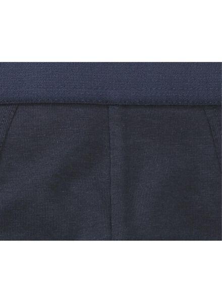3-pack men's briefs dark blue dark blue - 1000006490 - hema